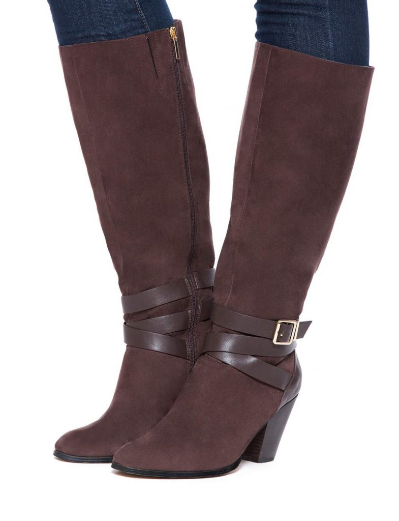 Eloquii Adds Shoes and Wide Width Boots! on The Curvy Fashionista #TCFStyle
