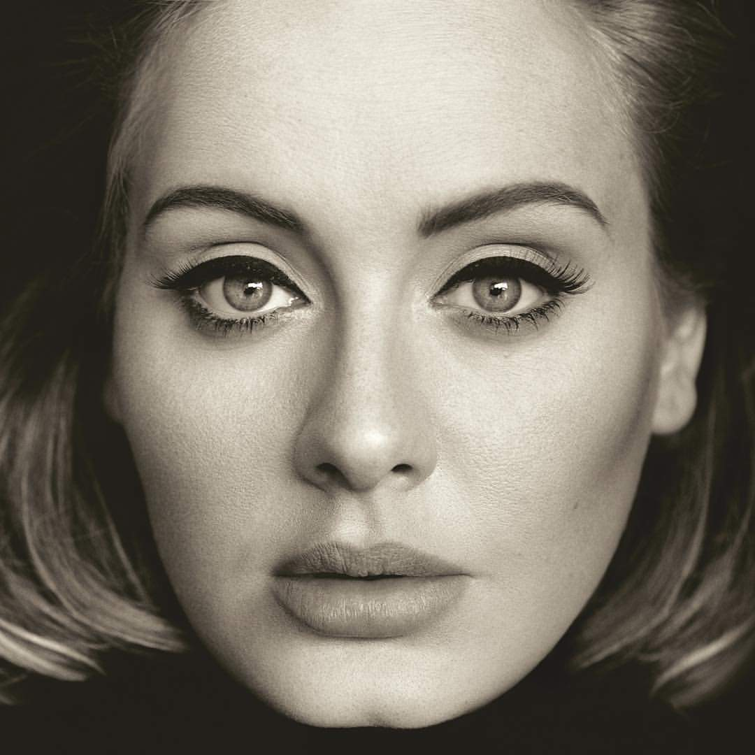 Adele New 25 Cover