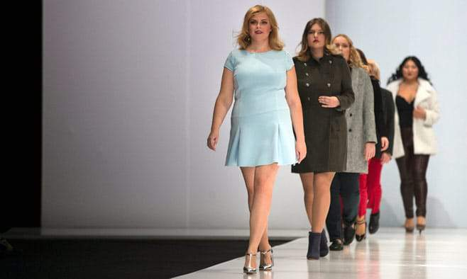 Russian Plus Size Fashion
