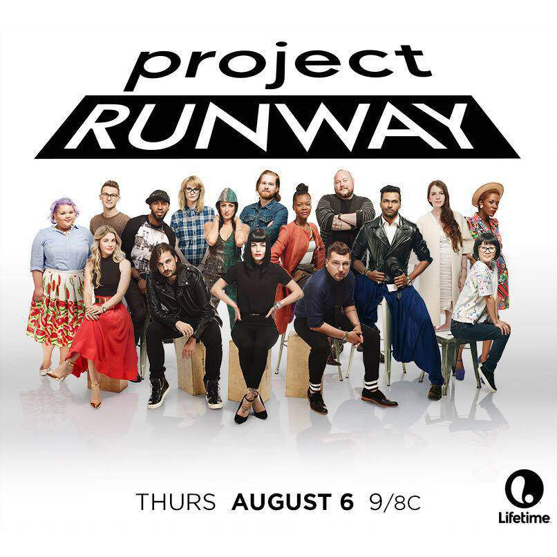 Project Runway's Ashley Nell Tipton Interview on The Curvy Fashionista