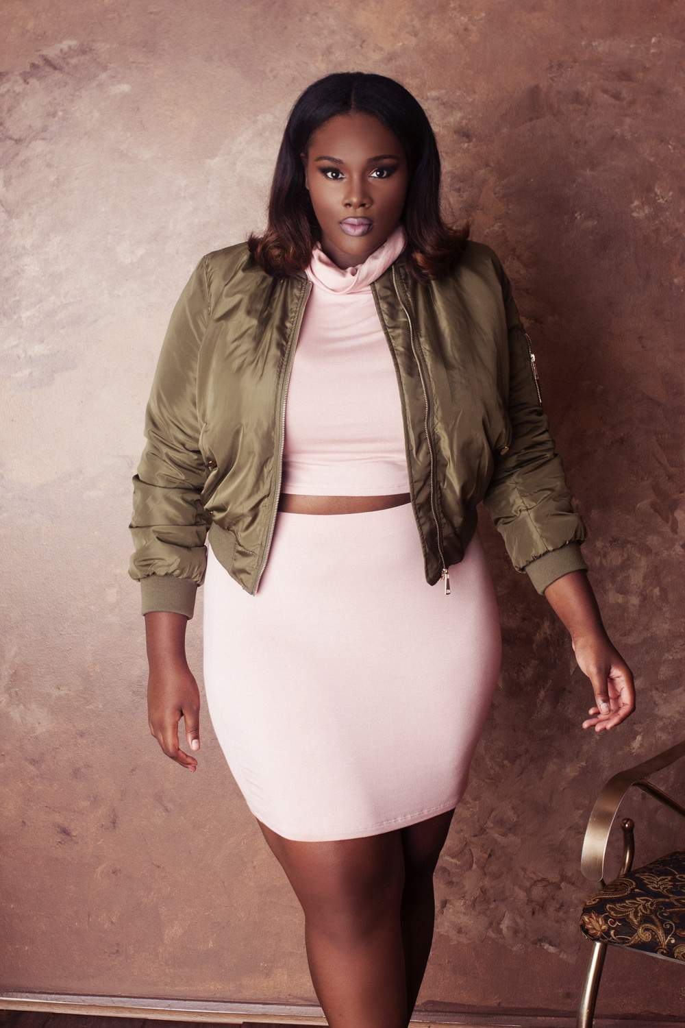 The Chic Minimalist: The Luxe Collection From Pop Up Plus on TheCurvyFashionista.com #TCFStyle
