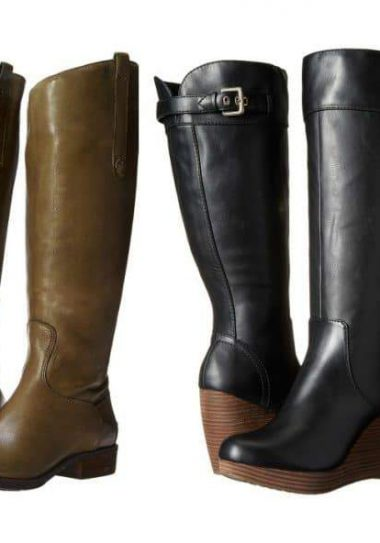 zappos wide calf boots