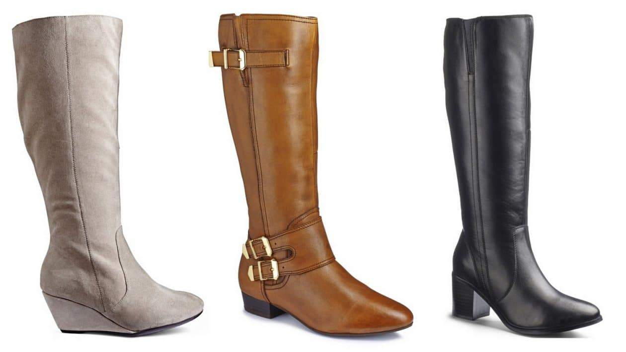 Simply Be Wide Calf Boots