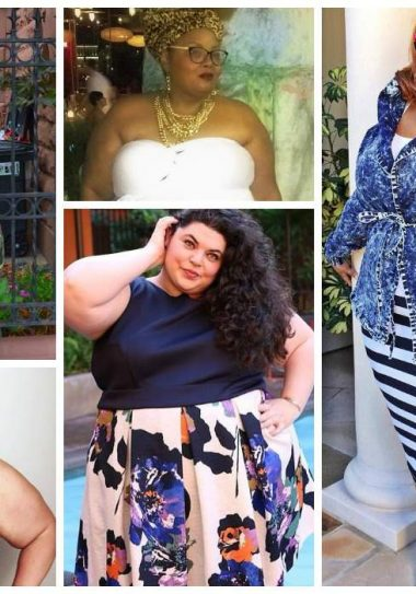 10 Curvy Girls Sizes 20+ Who Are The Epitome Of Curvy, Confident and Chic