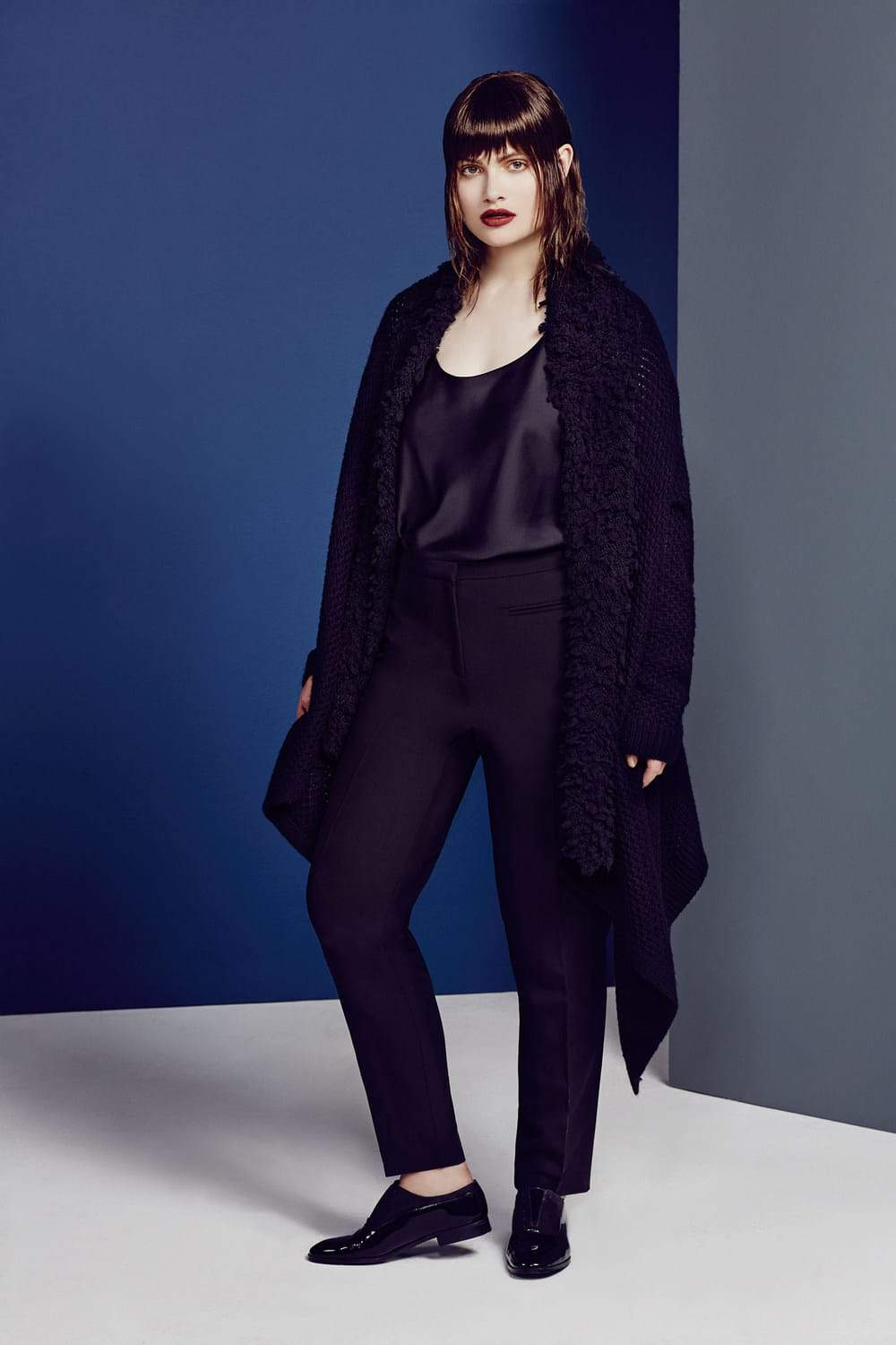 First Look at UK Plus Size Retailer- Fall 2015 Look Book from Evans on TheCurvyFashionista.com