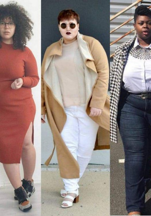 11 Plus Size Looks to Copy for Fall!