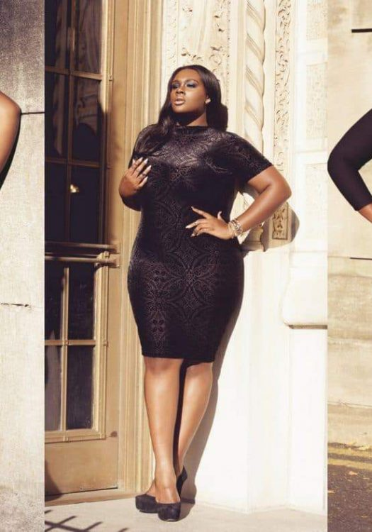 The Plus Size Little Black Dress Collection from Courtney Noelle on The Curvy Fashionista #TCFStyle