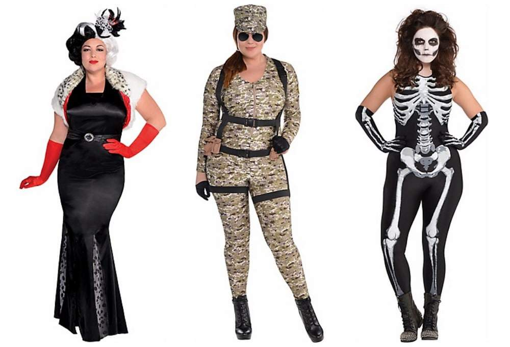 plus size costumes at Party CIty
