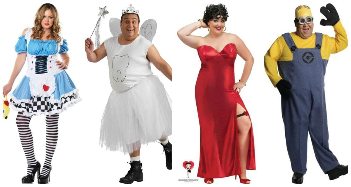 Plus Size Costumes at Pure Costumes