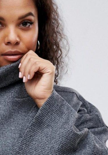 Plus SIze Sweater dresses