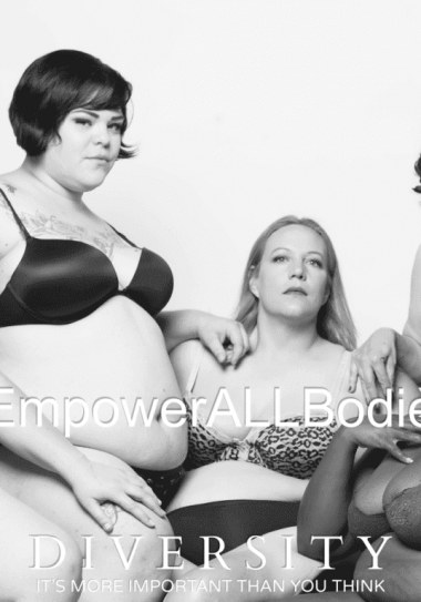 An interview with plus size blogger and author, Jes Baker of
