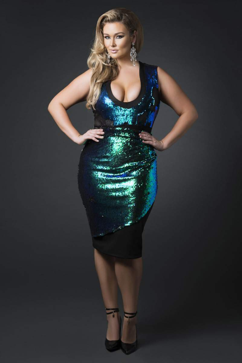 The Z By Zevarra Plus Size Designer Holiday Collection!