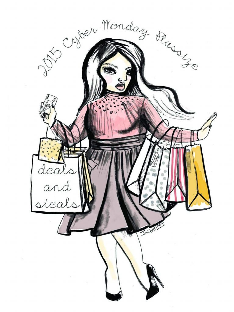 Cyber Monday Deals and Steals by Jonquel Art