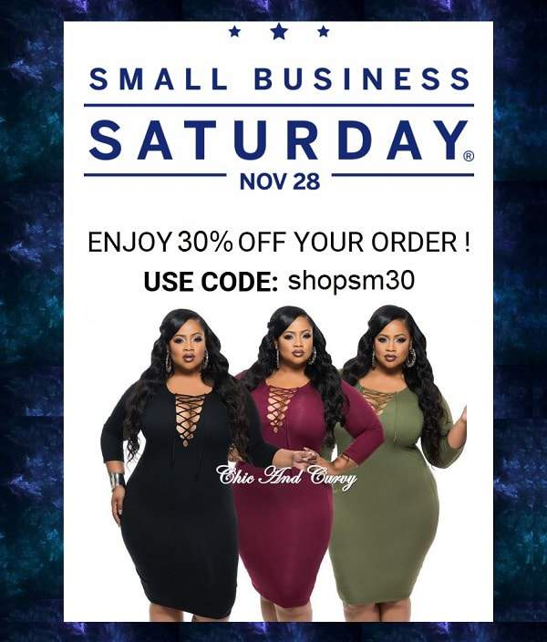 shop small chic and curvy