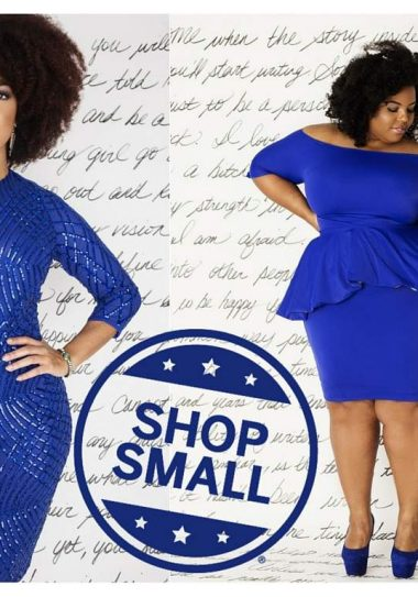7+ Small Business Saturday Deals For Plus Size Fashion