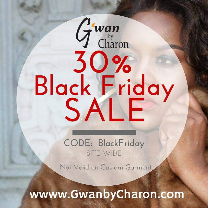 Gwan By Charon Small Business Saturday coupon