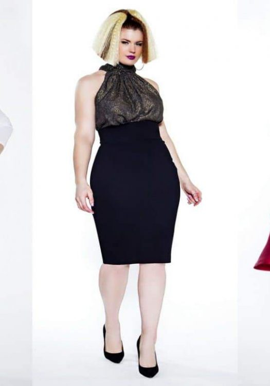 Atlanta Plus Size Designer, Jibri Holiday 2015 Collection