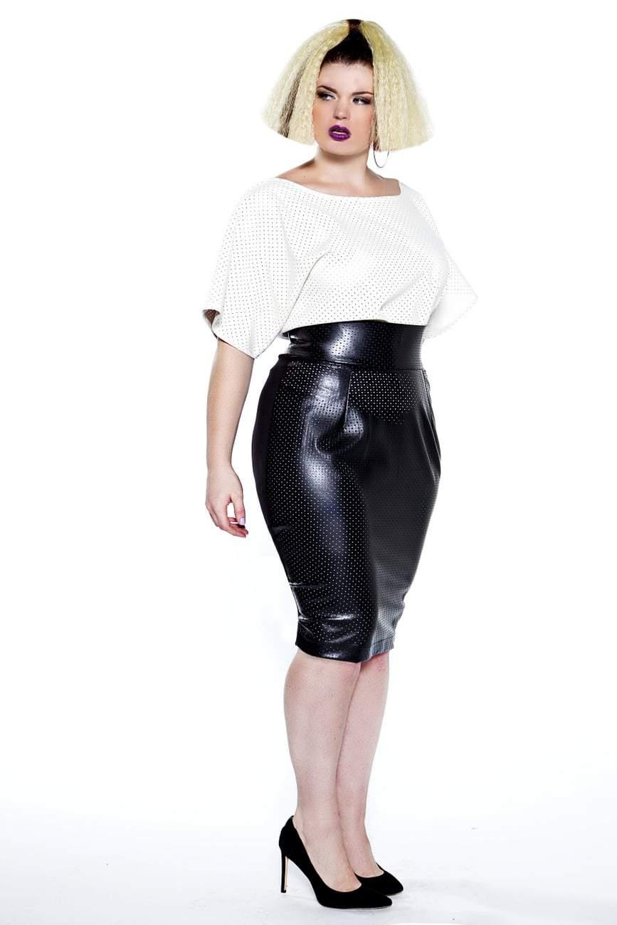 Atlanta Plus Size Designer, Jibri Holiday 2015 Collection