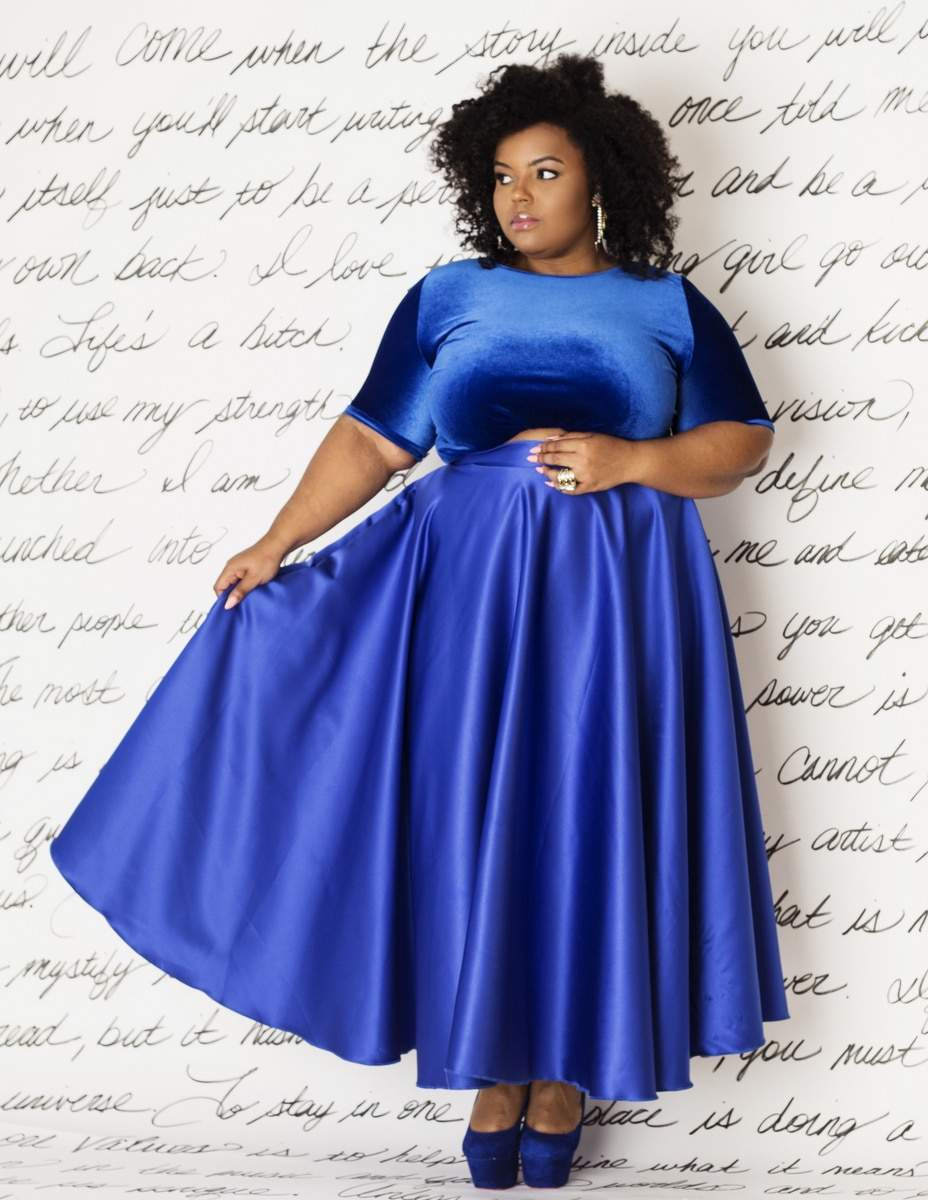 First Look at The Blues Collection by Courtney Noelle Designs