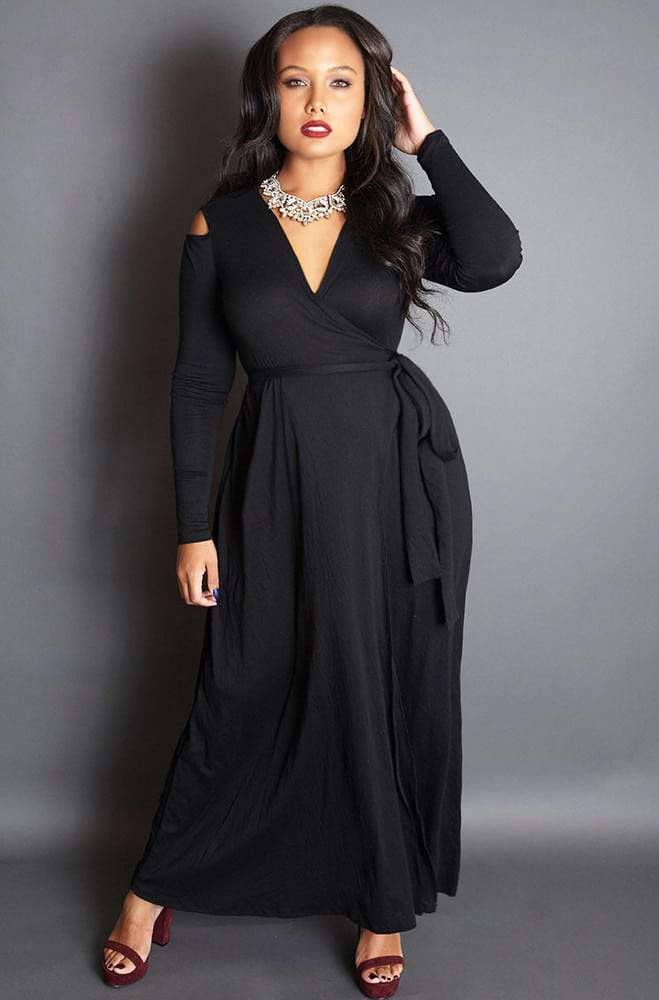 First look at The Grisel Holiday COllection on The Curvy Fashionista