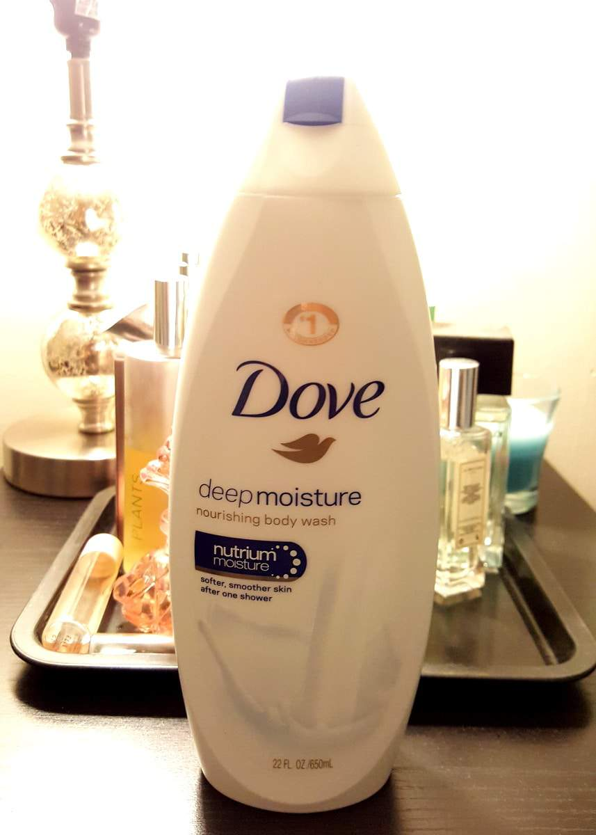 Celebrating National Healthy Skin Month with Dove!