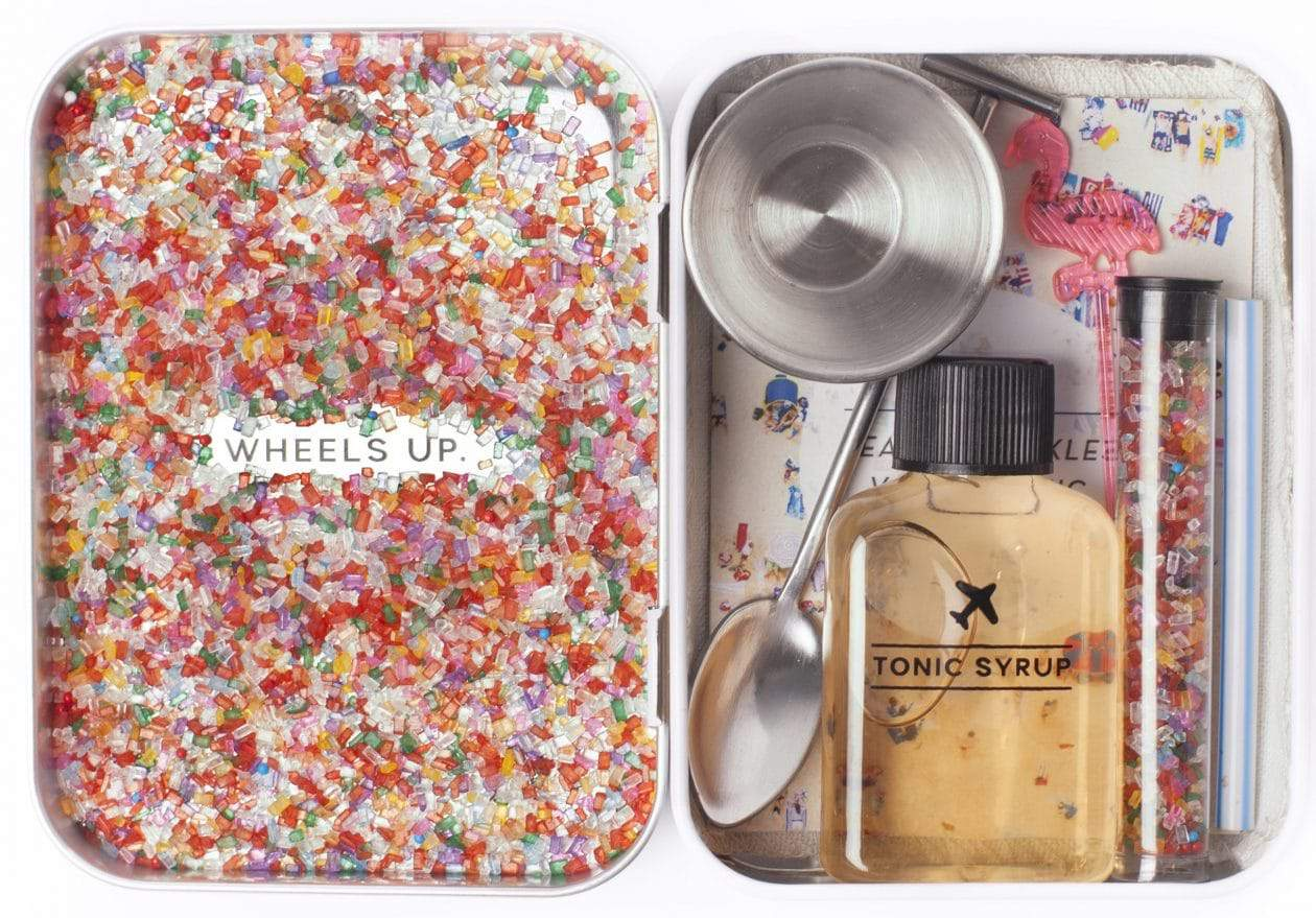 The Sprinkle Carry On Cocktail Kit