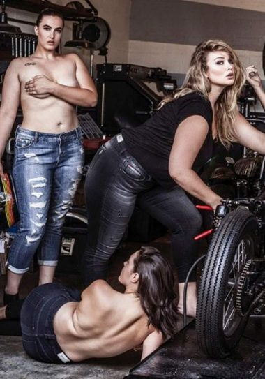 First Look at the Plus Size Premium Denim Company, SLINK Jeans