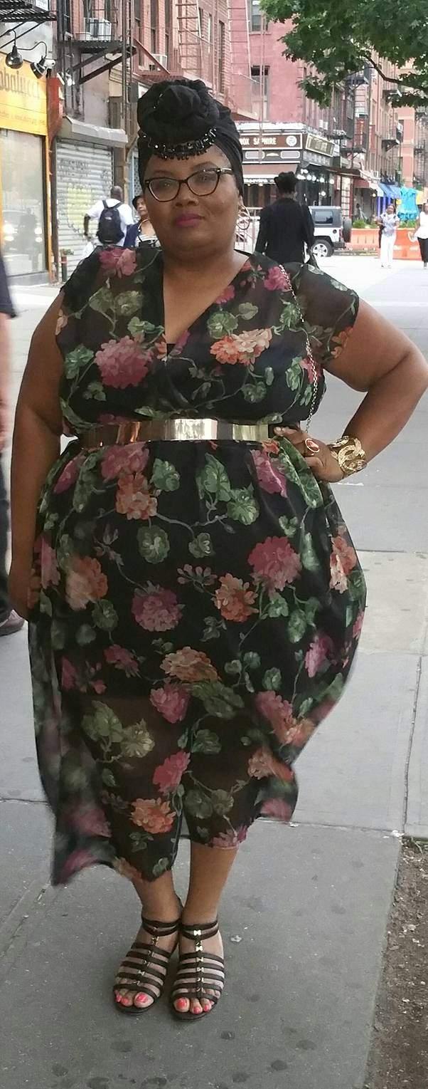 Maui Bigelow of PHAT Girl Fresh wearing G'wan by Charon