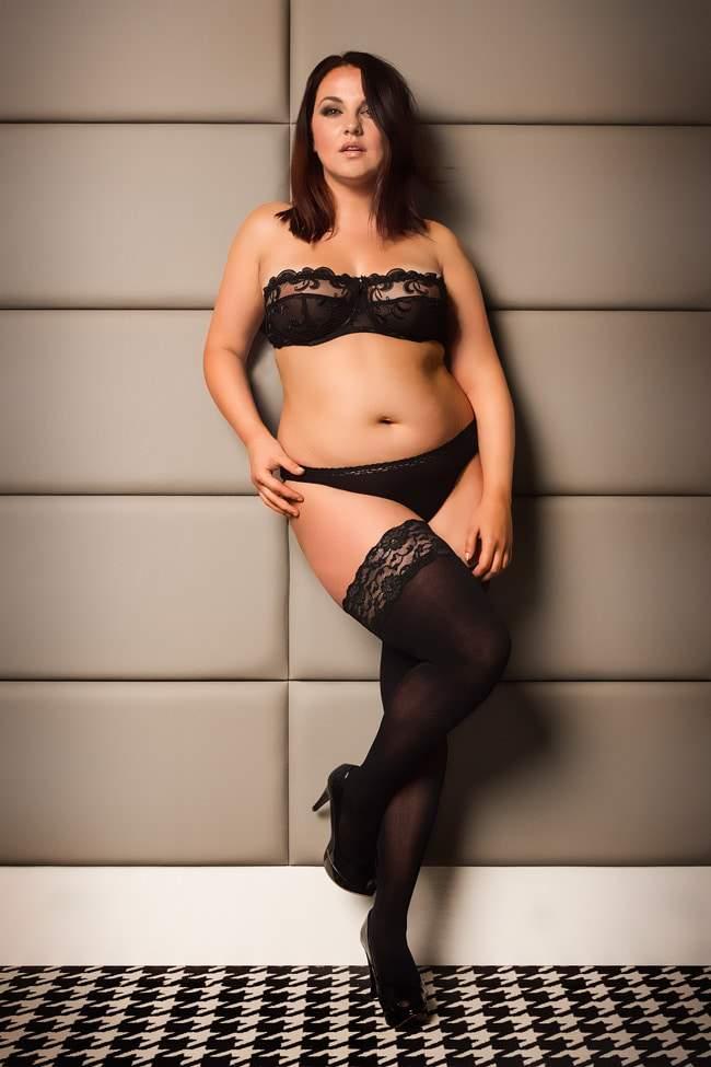 Glamory Plus Size Hosiery