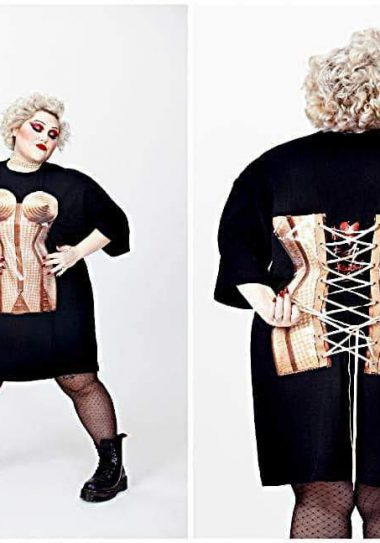 MAJOR PLUS SIZE NEWS! Beth Ditto Announces Her Own Clothing Line