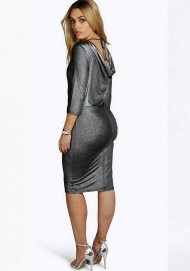 A Few MUST HAVE Glamorous Plus Size Holiday Dresses Under $50