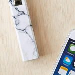 Holiday Gift Guide for the Fashionable Tech Lover: Portable Charger