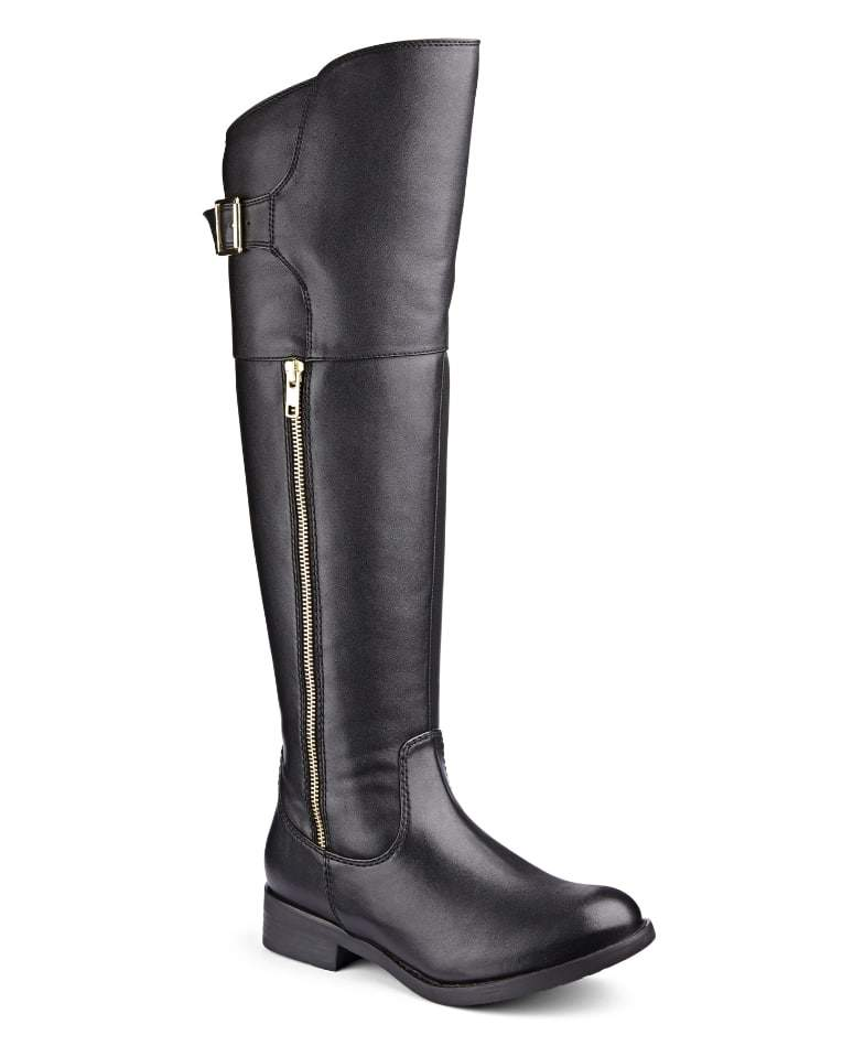 My Wide Calf Boot Picks and Boot Fit Guide from Simply Be