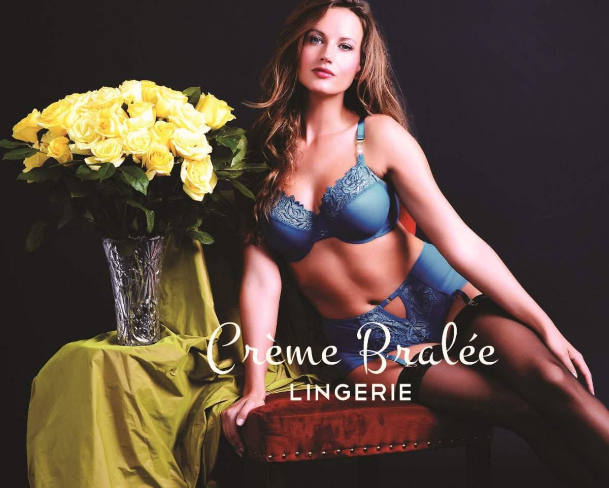 The Crème Bralée Plus Size Lingerie Holiday Lookbook