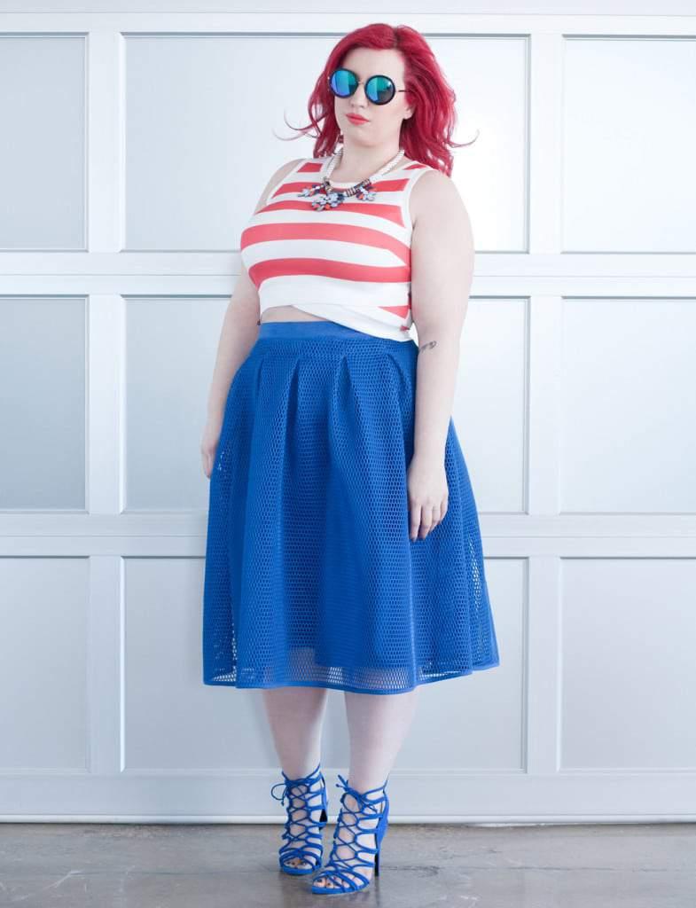 Liz Black of PS Its Fashion