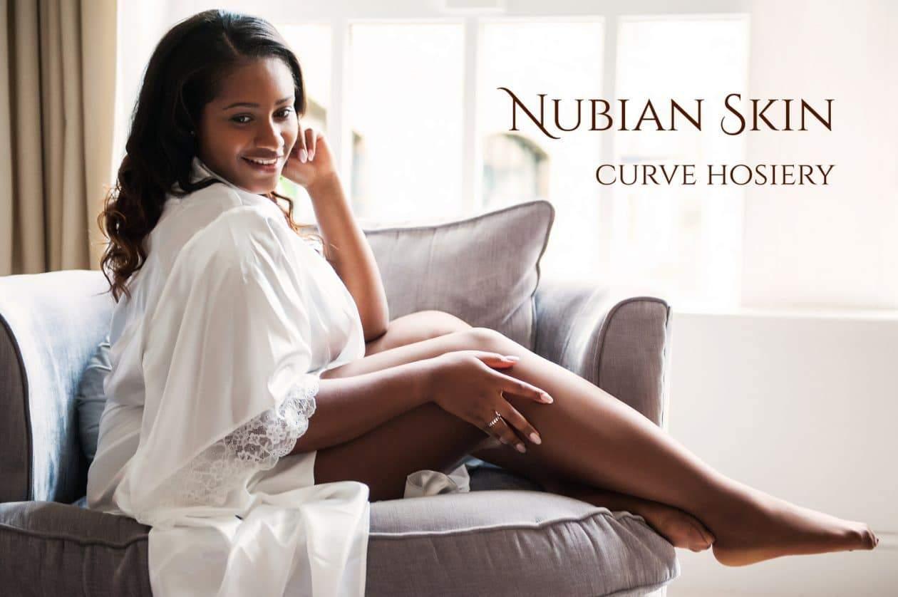 Nubian Skin Launches Curve Hosiery