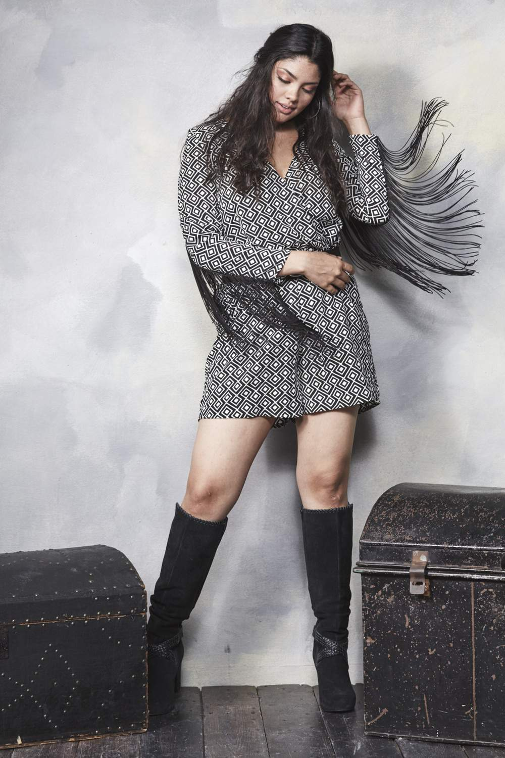 Spring Must Haves from UK Plus Size Retailer Simply Be- Look 11