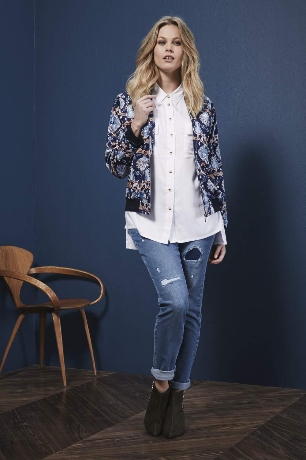 Spring Must Haves from UK Plus Size Retailer Simply Be- Look 2
