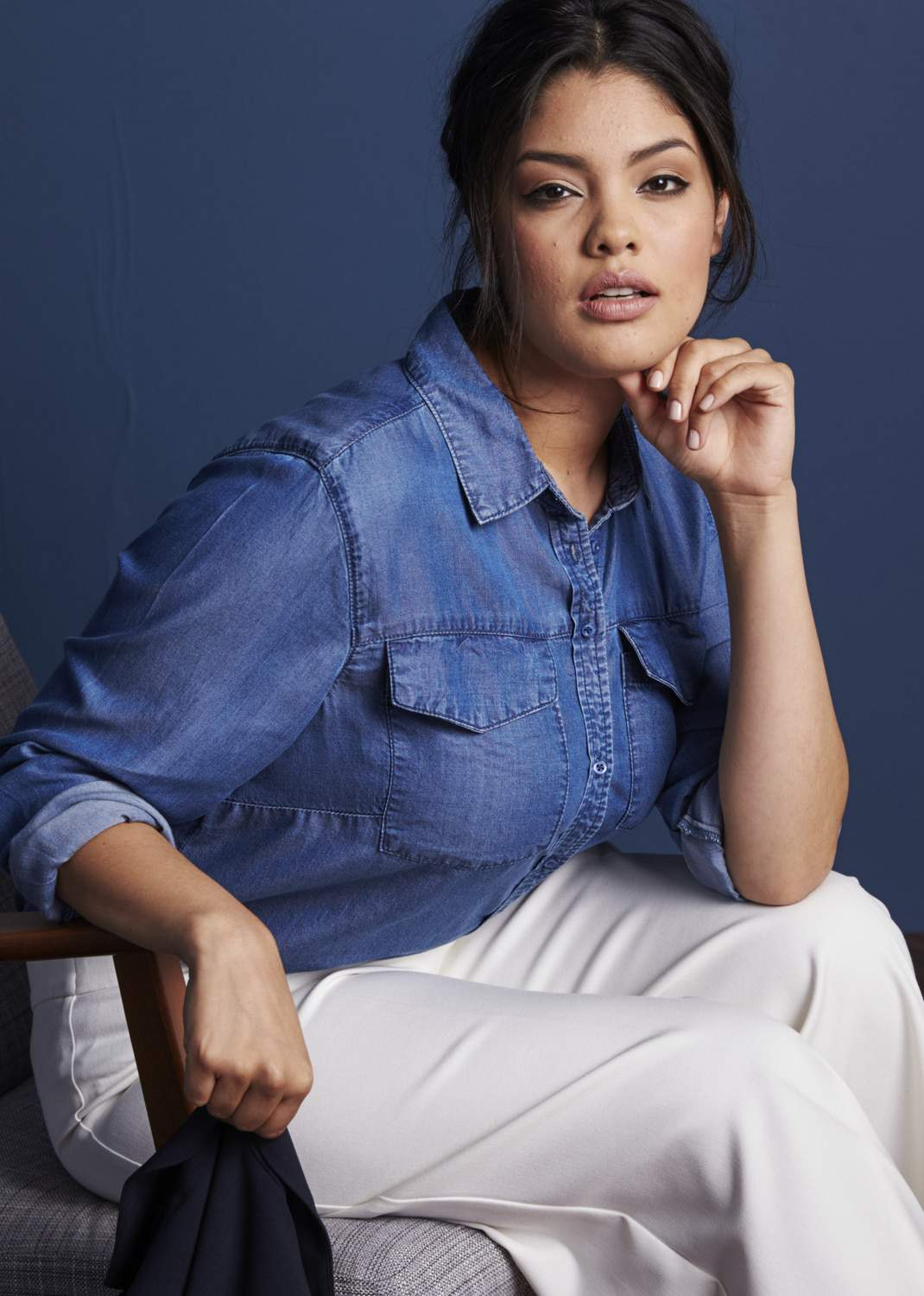 Spring Must Haves from UK Plus Size Retailer Simply Be- Look 1