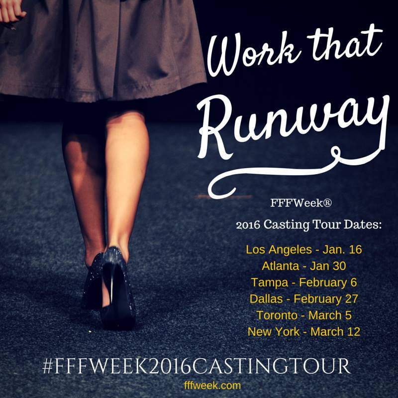 FFFWeek Casting Tour