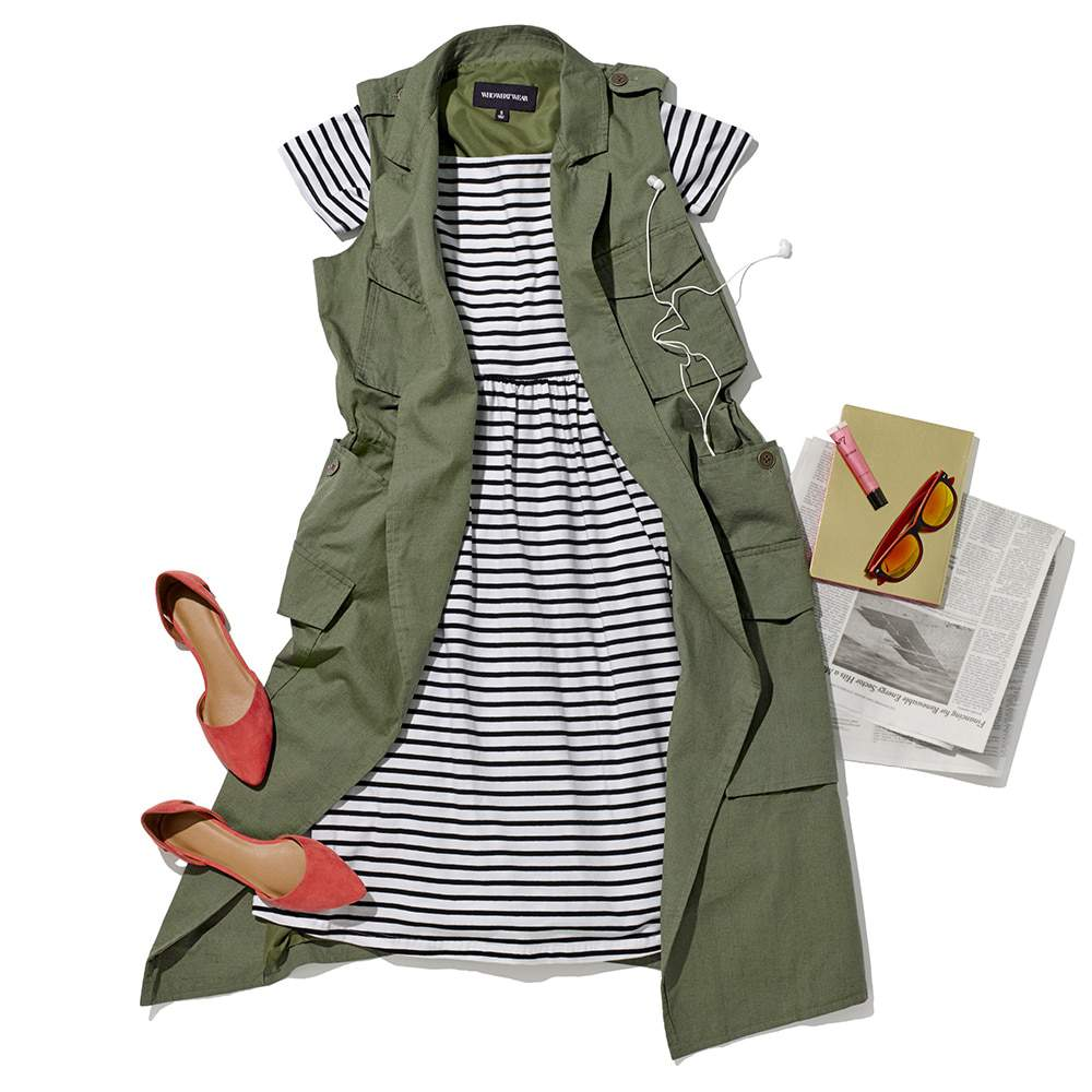 Who What Wear x Target Collection The Plus Size Looks Look 7