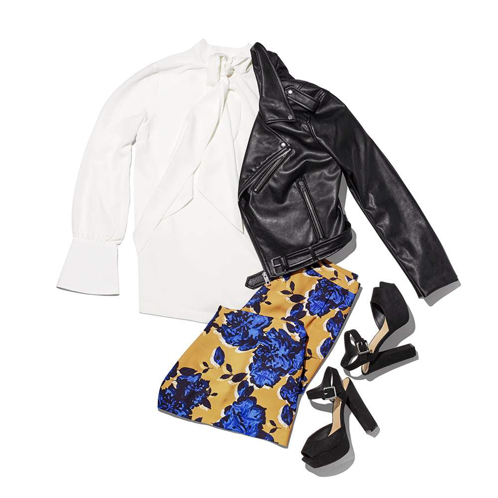 Who What Wear x Target Collection The Plus Size Looks Look 4