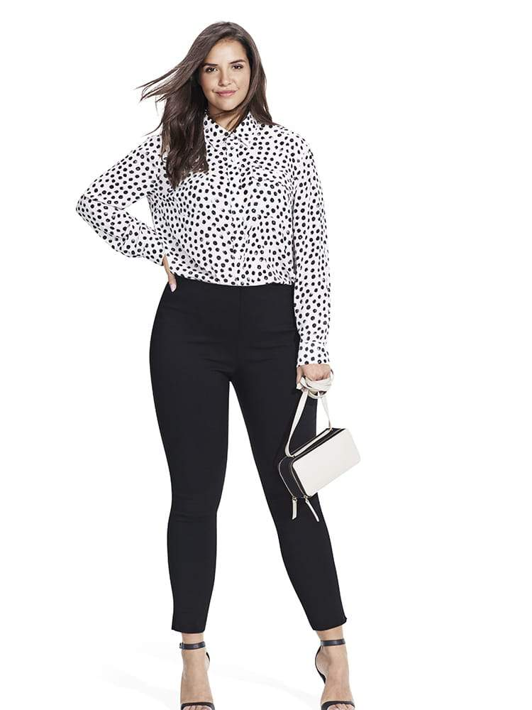 Who What Wear x Target Collection The Plus Size Looks Look 3