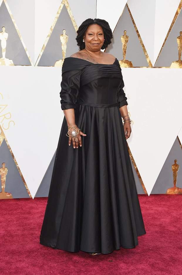 Whoopi Goldberg Oscars 2016