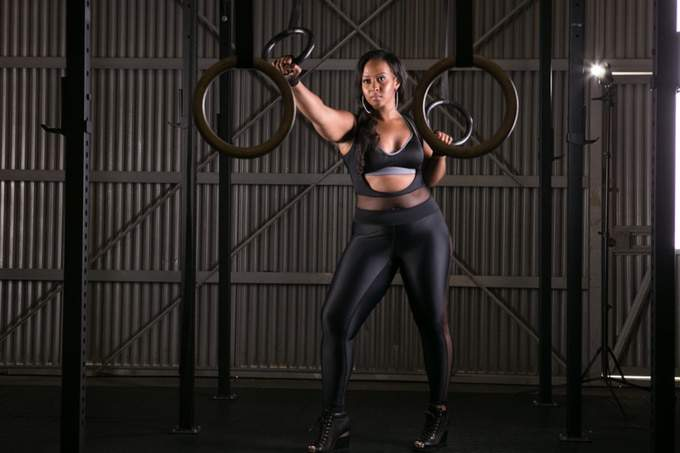Plus Size Activewear Brand Just Curves Launches KickStarter!