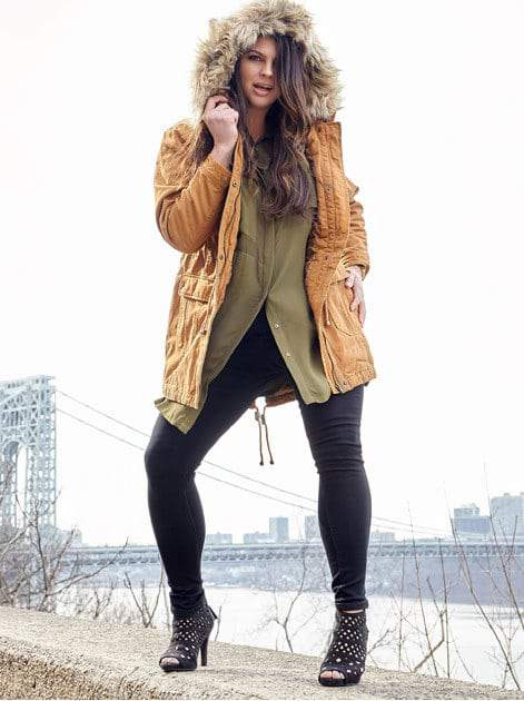 Simply Be Plus Size Denim Campaign- Show Us Your Sass with Mel from Mel Parrish