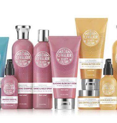 The Madam C.J. Walker Beauty Culture Collection