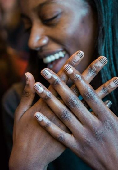 Tracy Reese for Jamberry for NYFW