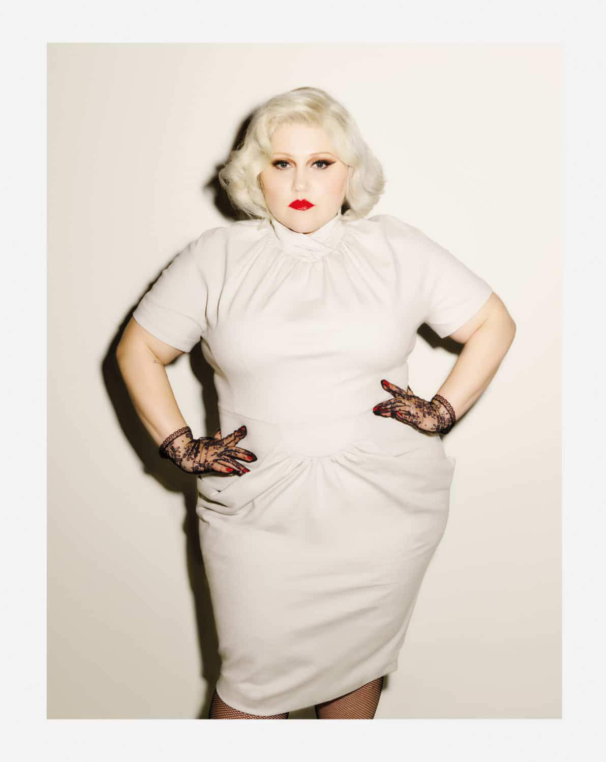 The Beth Ditto Spring Collection on TheCurvyFashionista.com