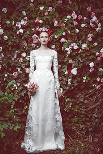 Stone Fox Bride by Molly Guy